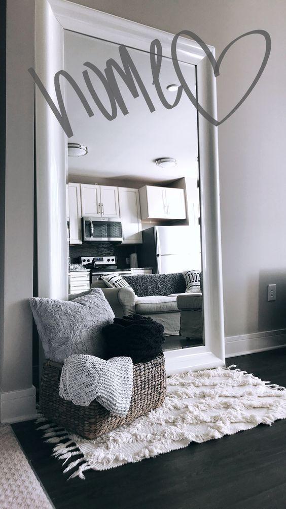 Espejos decorativos ideas decoracion con espejos for Espejos grandes para cuartos