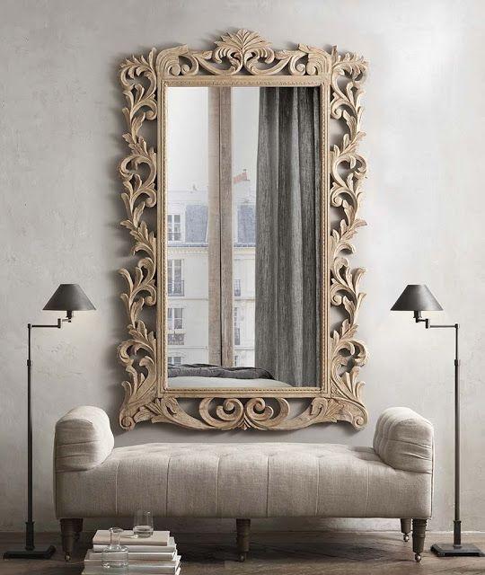 Espejos decorativos para la entrada