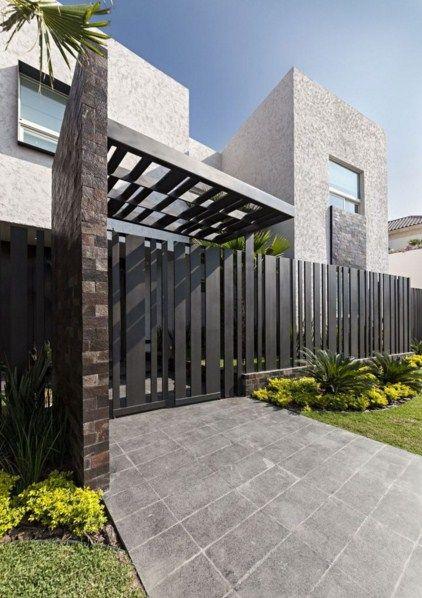 Casas modernas 2018 2019 fotos e ideas de casas modernas for Cubiertas minimalistas