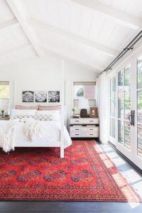 habitaciones decoradas con color cherry tomato (4)