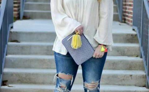 Blusas para gorditas | Lo mejor de la moda en tallas grandes 2020 – 2021