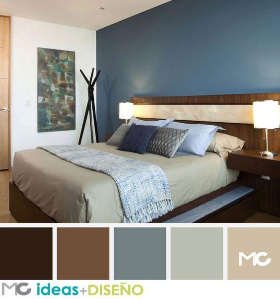 ideas de diseño de dormitorio para mujeres Colores Para Dormitorios Modernos 2019 Comoorganizarlacasacom