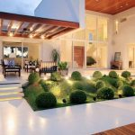 Imágenes de jardines modernos