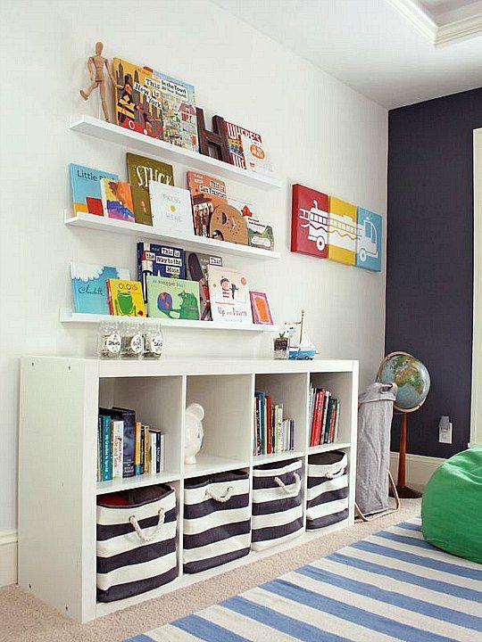 Muebles a la medida para habitaciones infantiles   Comoorganizarlacasa