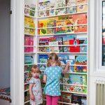 imagenes de muebles a la medida para habitaciones infantiles (47)