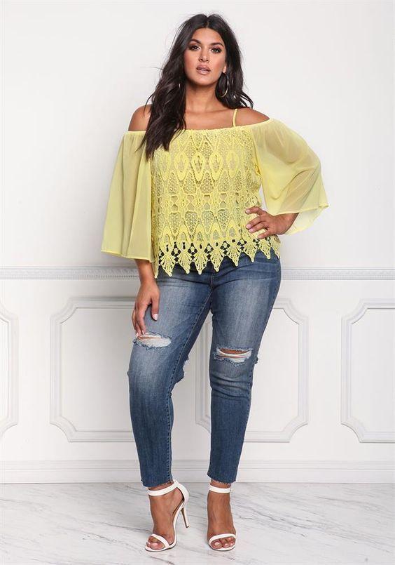 538738ed4 modelos de blusas para gorditas para fiesta (6)