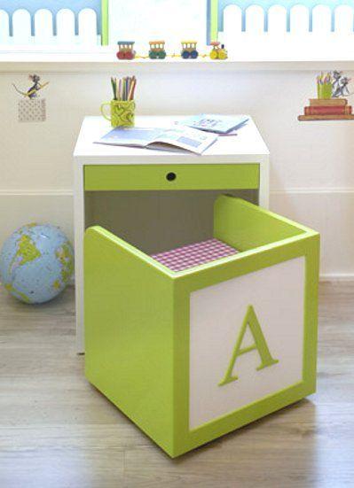Muebles a la medida para habitaciones infantiles