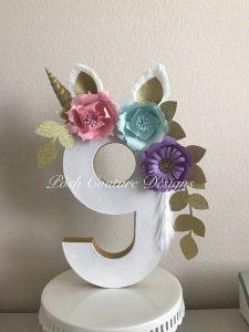 numero nueve de unicornio