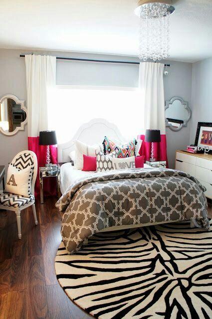 Dormitorios peque os ideas en decoraci n moderna y color - Decoracion de habitaciones modernas ...