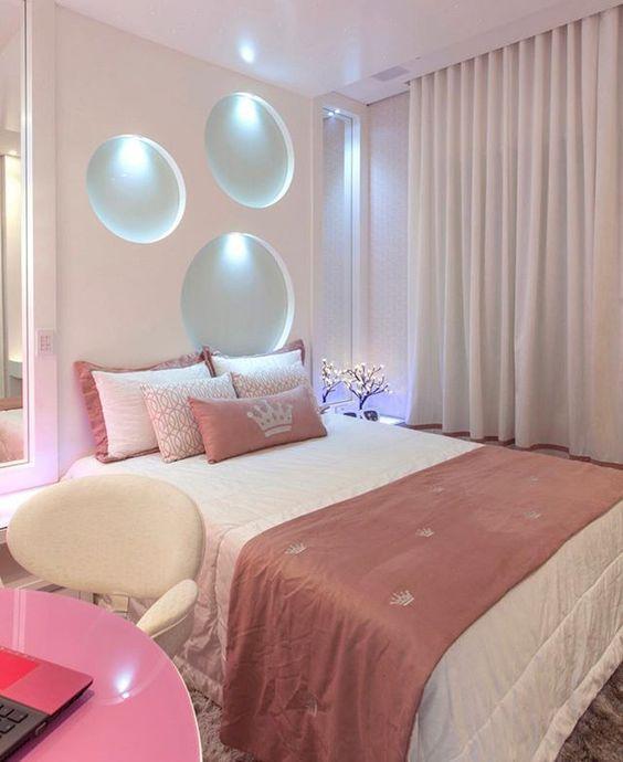 Dormitorios peque os ideas en decoraci n moderna y color for Imagenes de recamaras sencillas
