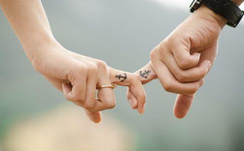 Tatuajes en pareja | Diseños que te van a enamorar