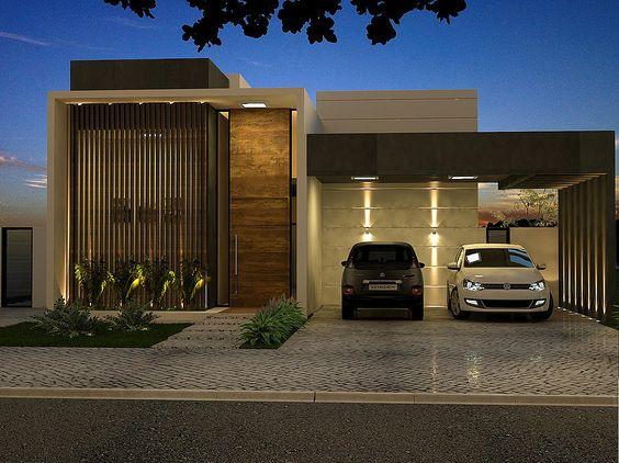 Tendencias en fachadas modernas