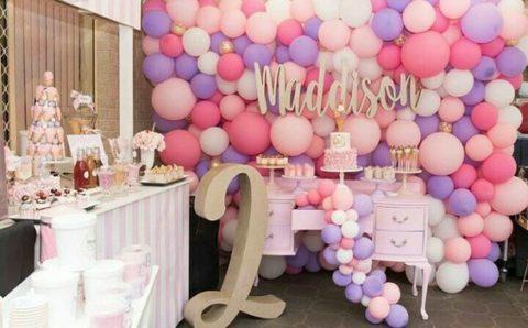 2 años cumpleaños | Ideas y decoración para una fiesta infantil