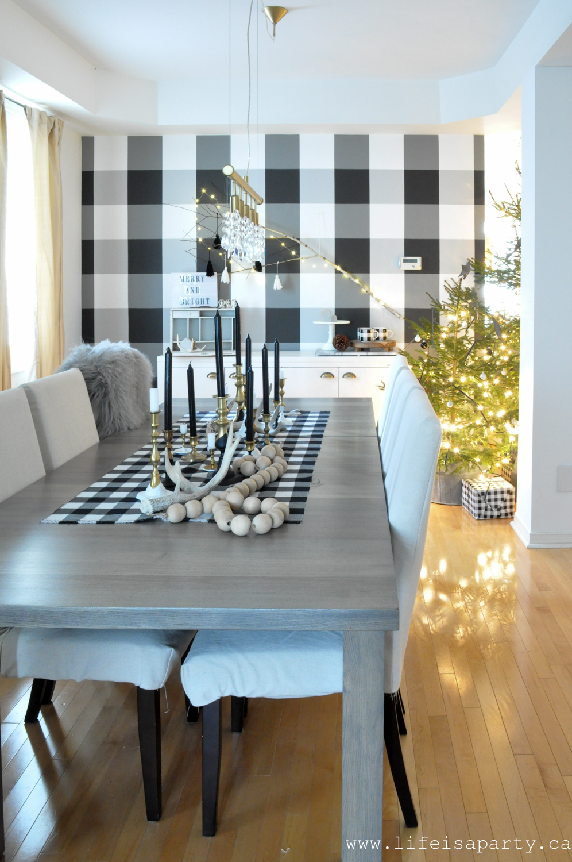 arreglos navidenos para mesas 2018