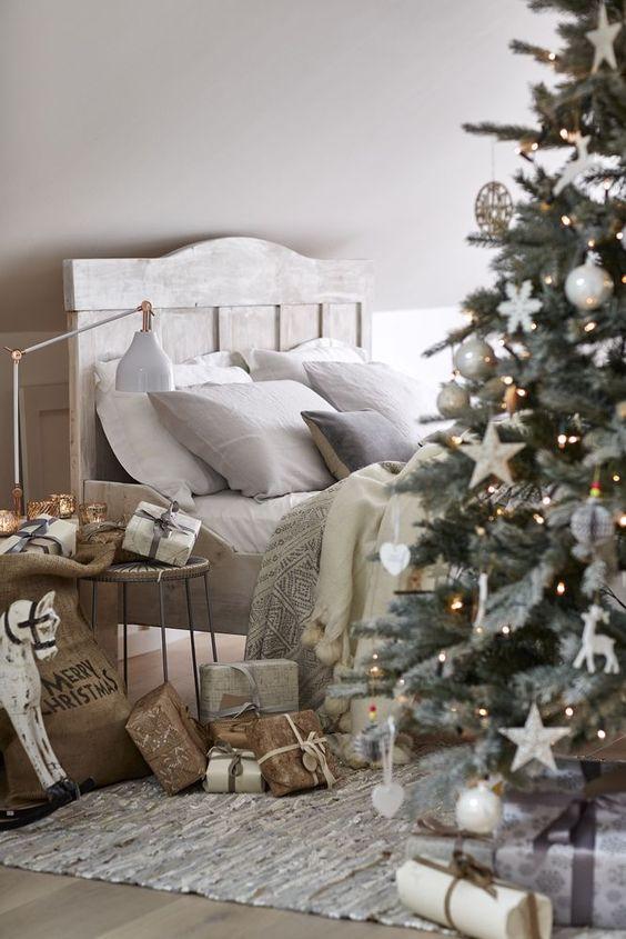 arreglo navideno en dormitorios 2018 4