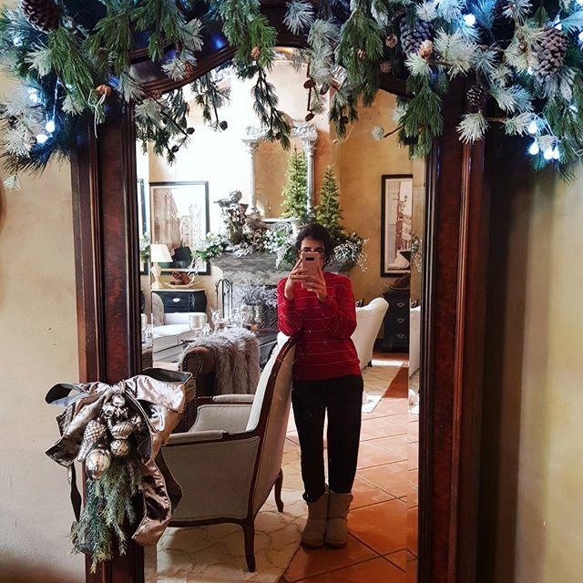 Arreglo navideno en puertas 2018 3 decoracion de interiores fachadas para casas como organizar - Arreglo de puertas de madera ...