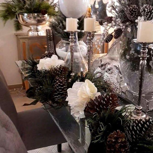 arreglo navideno en salones color blanco 2018 4 (1)