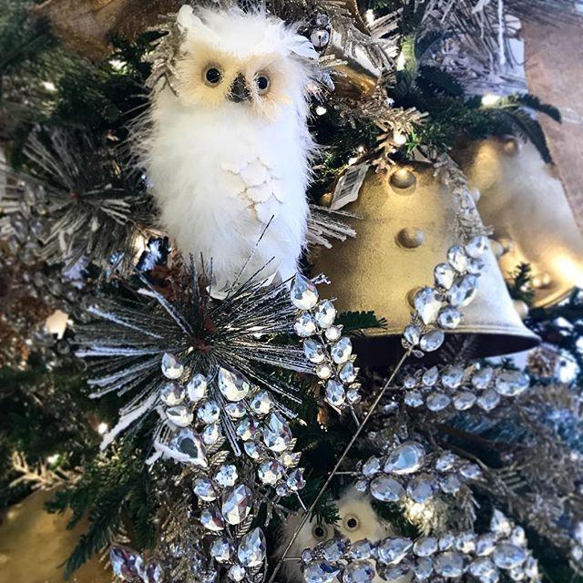 arreglo navideno en salones color plata 2018 (2)