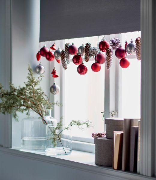arreglo navideno en ventana 2018 2