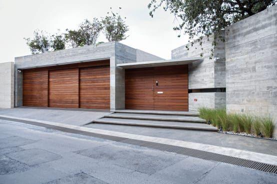 bardas modernas de concreto 2