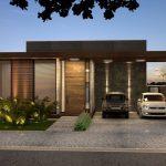 bardas para fachadas de casas minimalistas 2