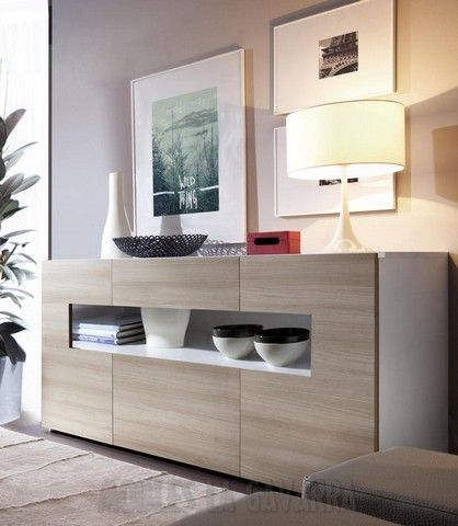 Bufeteras para comedor tendencias en decoraci n de for Disenos de muebles de comedor modernos