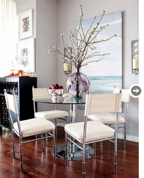 Tendencia en adornos de centro de mesa para comedor 15 - Centros de comedor ...