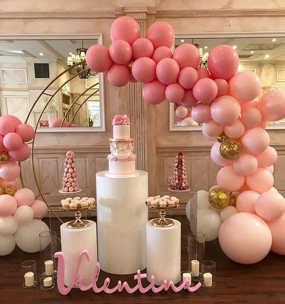 colores de moda para decorar fiestas melocoton o peach (1)