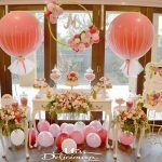 Colores para decorar baby showers