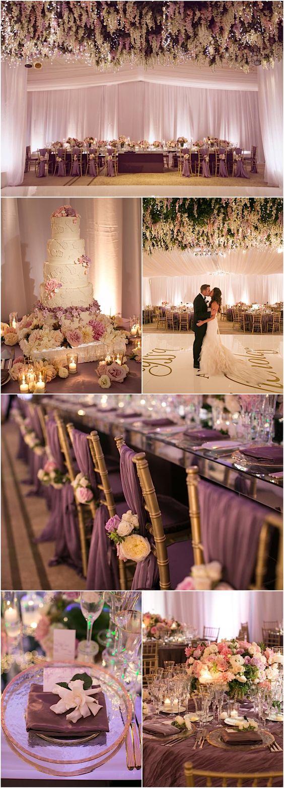 Combinaciones de colores para bodas