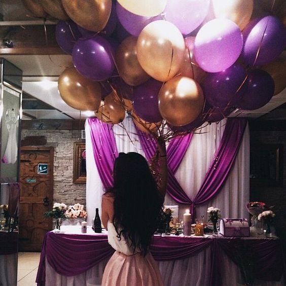 como celebrar una fiesta de 25 anos