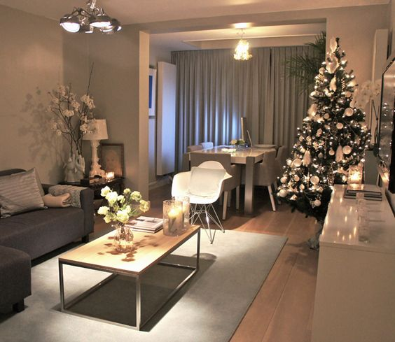 Como decorar una casa de infonavit en navidad 50 for Como decorar mi casa para navidad