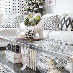 como decorar una sala pequena en navidad (3)