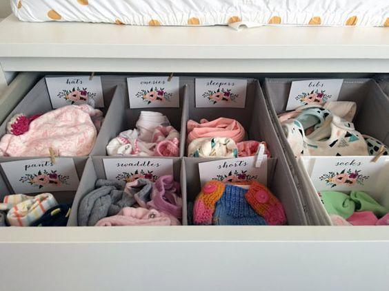 Como organizar ropa interior para ni os - Organizar ropa interior ...