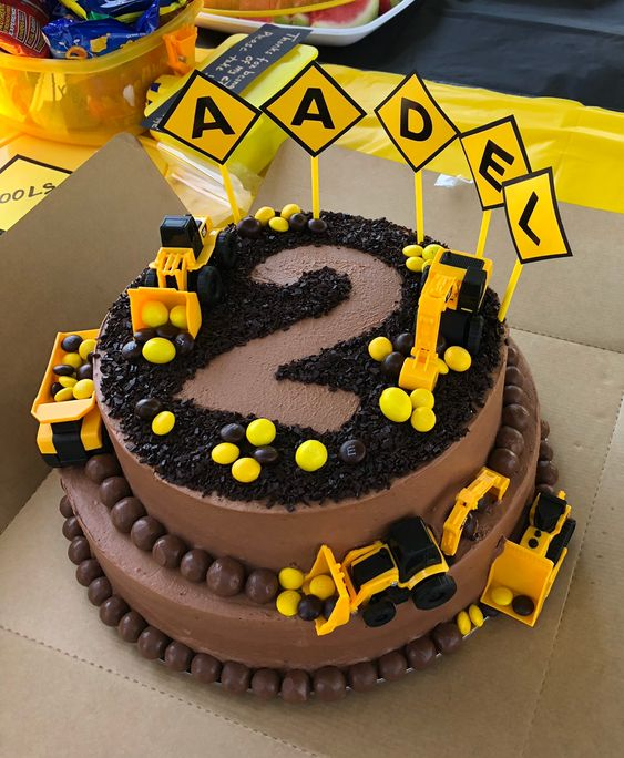 Cumpleaños de 2 años tematicos