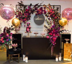 decoracion con globos fiesta mujer (1)