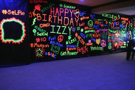 decoracion de fiestas para adolescentes (1)