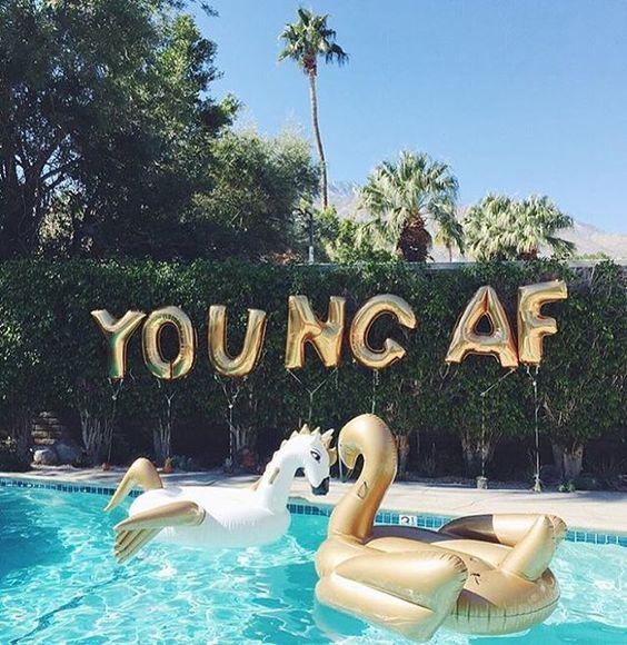 tipos de fiestas juveniles