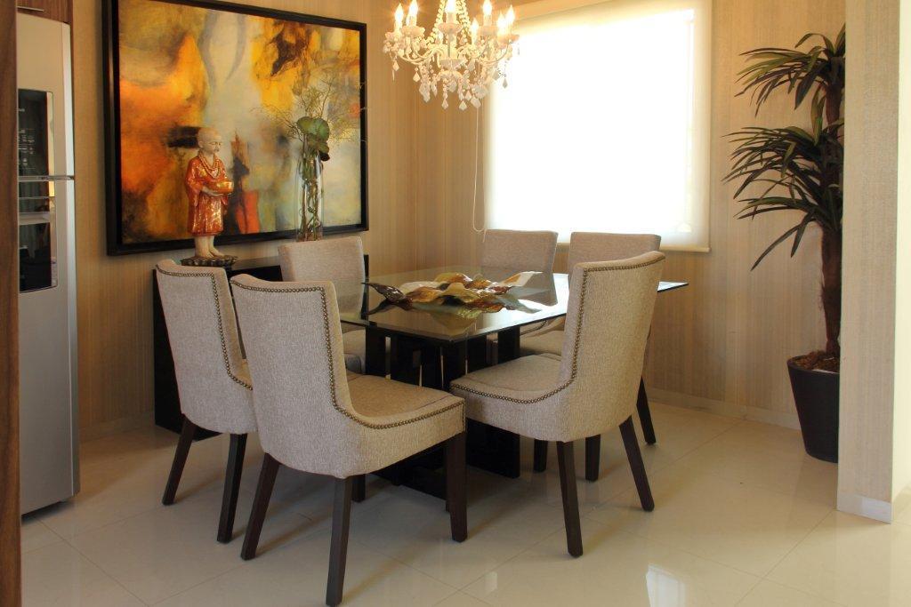 decoracion moderna de salas para casas tipo infonavit