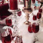 decoracion navidena en color rojo para casas de infonavit (2)