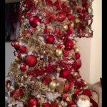 decoracion navidena en color rojo para casas de infonavit (6)
