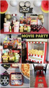 decoracion para fiestas de adolescentes