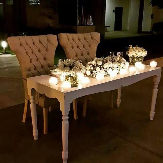 decoracion para matrimonio civil en casa 3