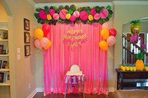 decoracion sencilla para fiesta de primer ano nina (2)