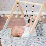 Ejemplo de lista de regalos para baby shower