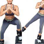ejercicios con polainas o mancuernas para tobillos