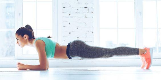 ejercicios para aplanar abdomen