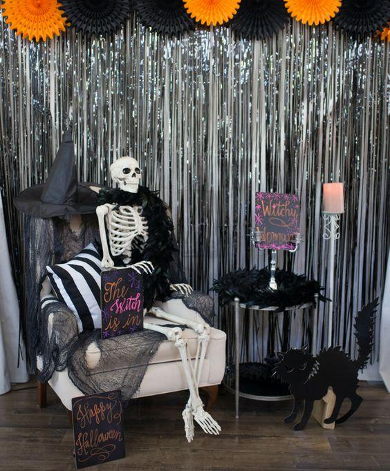 Escenarios para fotosde halloween