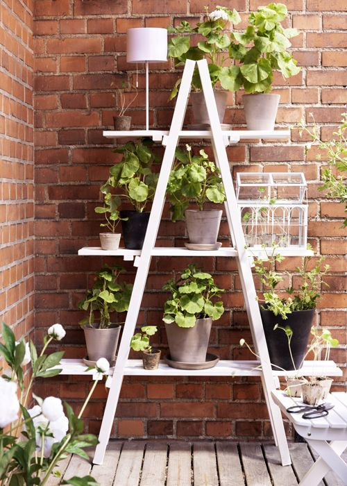Estanteria Para Plantas Excellent Amazing Elegant Trendy Songmics