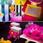 fiesta de cumpleanos 25 mujer tema tropical (2)